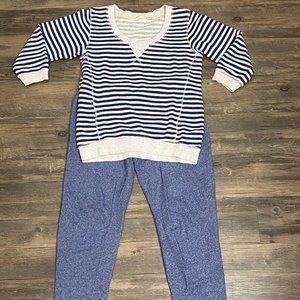Victoria's Secret - Shirt and Sweatpants Set
